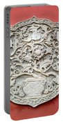 Temple Wall Art Portable Battery Charger