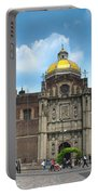Templo Expiatorio A Cristo Rey - Mexico City Portable Battery Charger