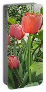 Tender Tulips Portable Battery Charger