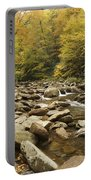 Tennessee Autumn Stream 6059 Portable Battery Charger