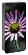 Tennessee Cone Flower Portable Battery Charger
