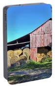 Tennessee Hay Barn Portable Battery Charger