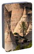 Tent Rocks Wilderness Portable Battery Charger