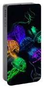Tentacle Dance  Portable Battery Charger
