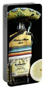 Tequila De Mexico Portable Battery Charger