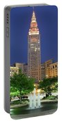 Terminal Tower Portable Battery Charger