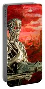 Terminator T800 Portable Battery Charger