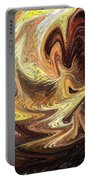 Terrestrial Flames Abstract  Portable Battery Charger