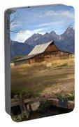 Teton Barn Portable Battery Charger