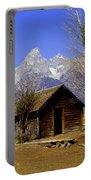Teton Cabin Portable Battery Charger