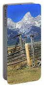 Teton Corral Portable Battery Charger