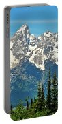 Tetons Across The Valley Portable Battery Charger