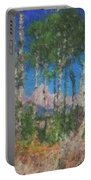 Tetons And Aspens Portable Battery Charger