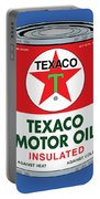 Texaco Can Portable Battery Charger