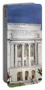 Texarkana Courthouse Portable Battery Charger