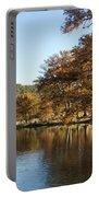 Texas Autumn Portable Battery Charger