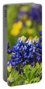 Texas Bluebonnets 006 Portable Battery Charger