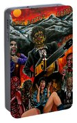 Texas Chainsaw Massacre 2 Portable Battery Charger