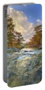 Texas Hill Country Pedernales Sunrise 1014-3 Portable Battery Charger