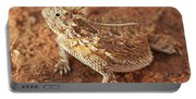 Texas Horned Lizard Portable Battery Charger