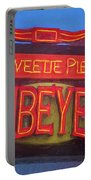 Texas Impressions Sweetie Pie's Ribeyes Portable Battery Charger