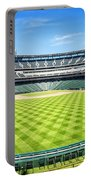Texas Rangers Ballpark Waiting For Action Portable Battery Charger