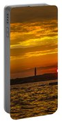 Thacher Island Lights Portable Battery Charger