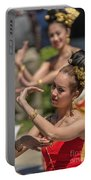Thai Dancers Portable Battery Charger