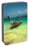 Thai Longboat  Portable Battery Charger