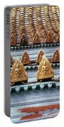 Thai Temple Roof Portable Battery Charger