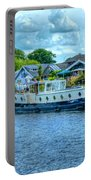 Thames Tug Boat Portable Battery Charger
