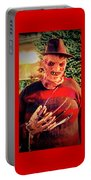 Things Can Get Ugly Fast On Halloween  Portable Battery Charger