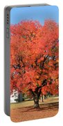 Thanksgiving Blessings Portable Battery Charger