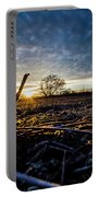 Thanksgiving Sunrise Portable Battery Charger