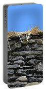 Thatched Cottage Gable Portable Battery Charger