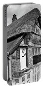 Thatched Cottages In Chawton 5 Portable Battery Charger