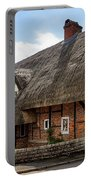 Thatched Cottages In Chawton Portable Battery Charger