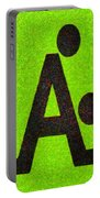 The A With Style Lime - Pa Portable Battery Charger