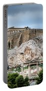 The Acropolis - Athens Greece Portable Battery Charger