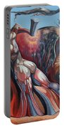 The Adam-eve Delusion Portable Battery Charger