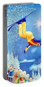 The Aerial Skier 18 Portable Battery Charger