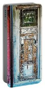 The Aged Door Portable Battery Charger