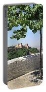 The Alhambra From Sacromonte Portable Battery Charger