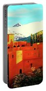 The Alhambra Of Granada Portable Battery Charger