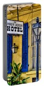 The Andrew Jackson Hotel - New Orleans Portable Battery Charger