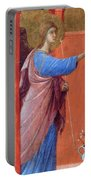 The Annunciation Fragment 1311 Portable Battery Charger