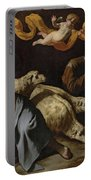 The Annunciation To The Shepherds Portable Battery Charger