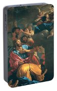 The Apparition Of The Virgin The St James The Great Portable Battery Charger