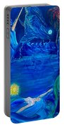 The Aquarian Family Tree  Portable Battery Charger