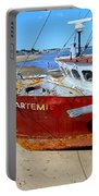 The Artemis Aground Portable Battery Charger